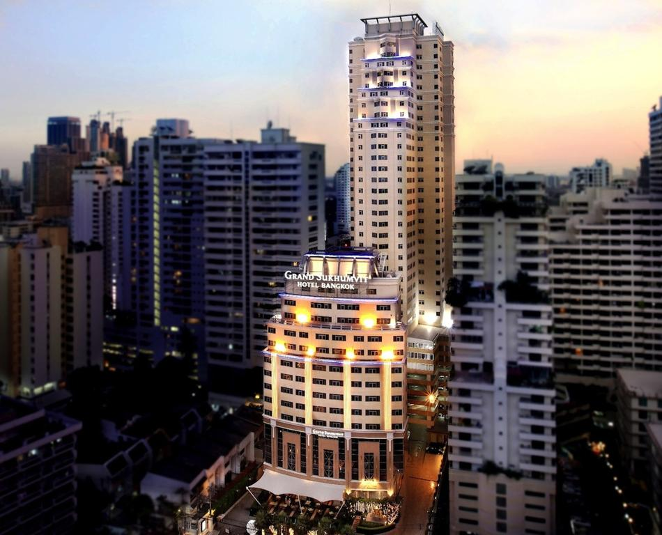 Grand Sukhumvit Hotel by Accor